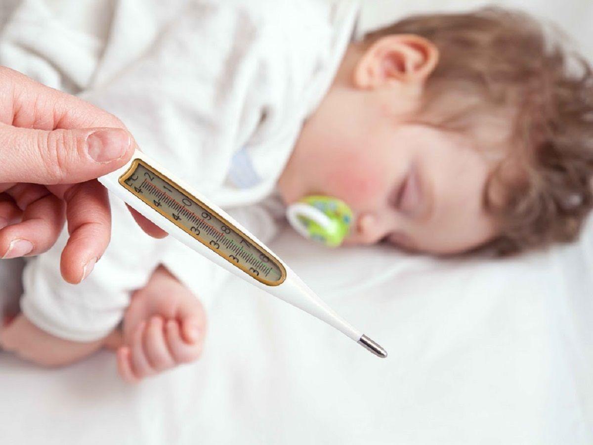 Hệ miễn dịch của trẻ suy yếu dẫn đến sức đề kháng yếu
