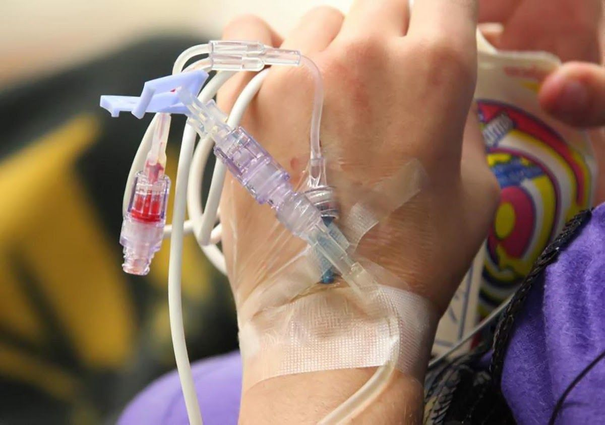 Hóa trị ung thư máu thường là phương pháp đầu tiên được lựa chọn để điều trị cho bệnh nhân
