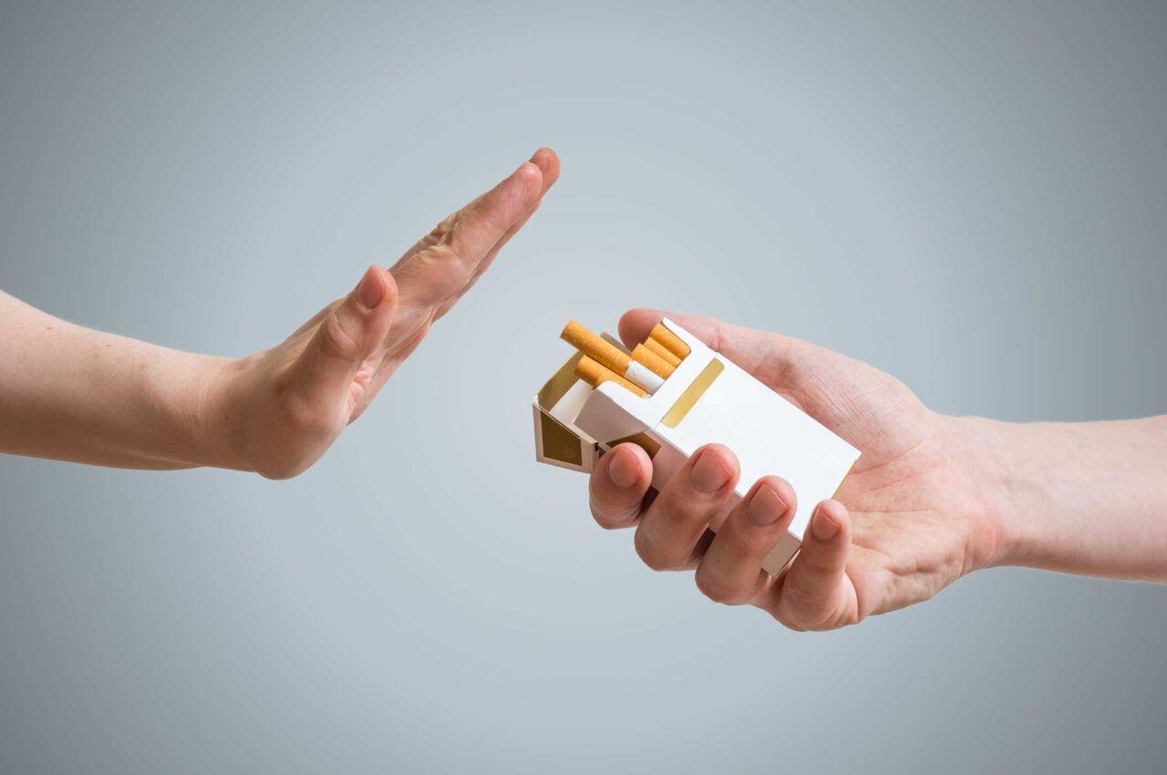 Phòng ngừa ung thư bằng cách không hút thuốc lá