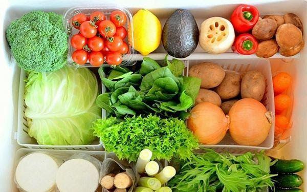 Bệnh nhân ung thư máu cũng nên được sử dụng nhiều hơn các loại rau, củ và trái cây