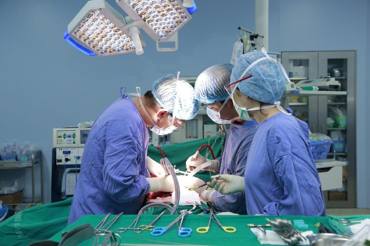 Phẫu thuật là phương pháp điều trị ung thư đường mật