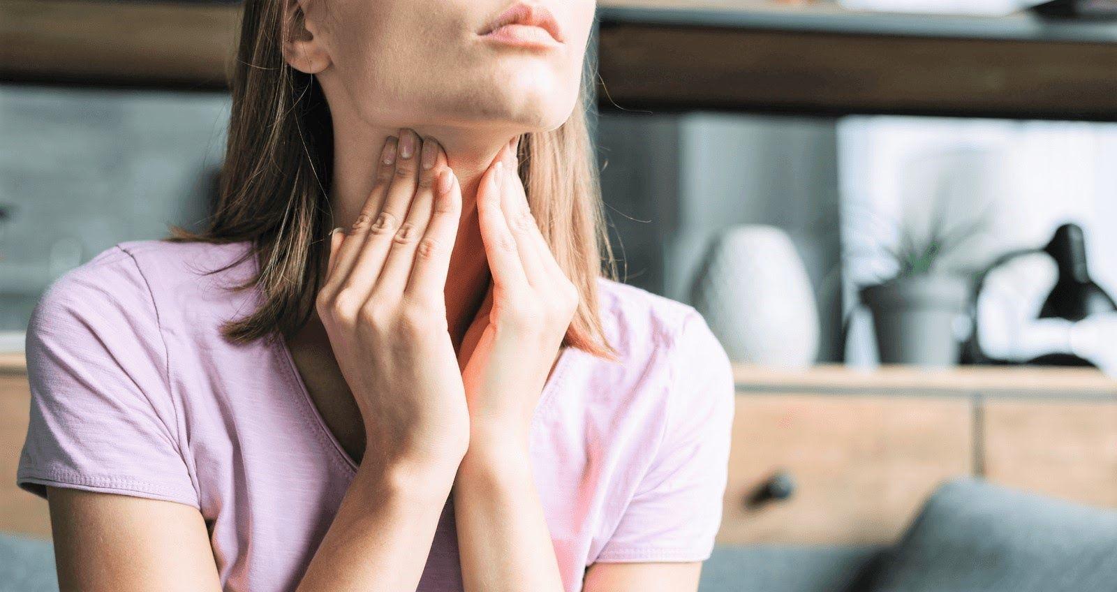 Xuất hiện hạch cổ là triệu chứng sớm của bệnh ung thư tuyến giáp