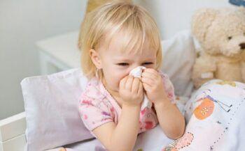 Cách để tăng sức đề kháng cho những trẻ hay bị viêm tai giữa