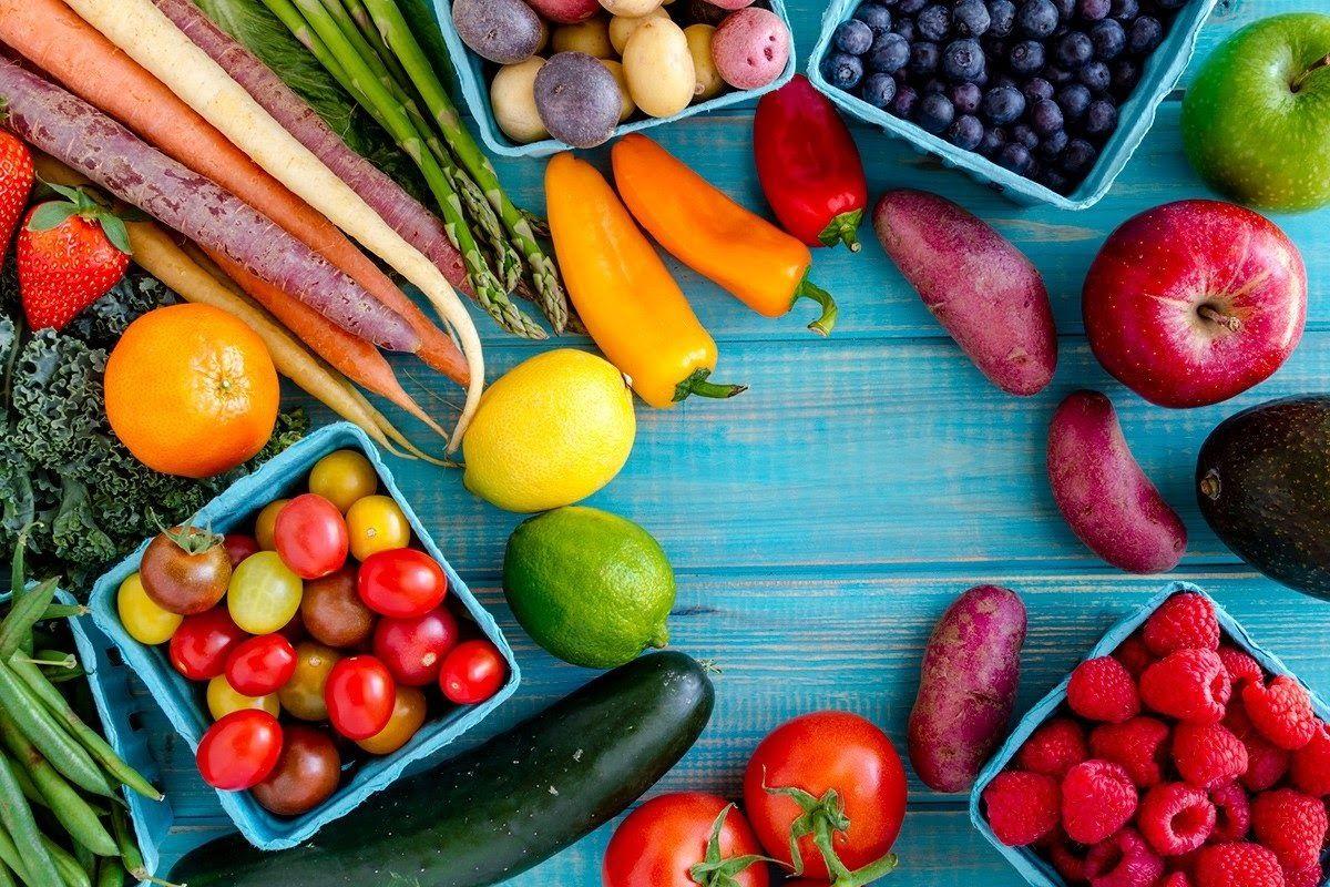Trái cây và rau quả là cần thiết để bệnh nhân ung thư phổi khôi phục hệ thống miễn dịch.