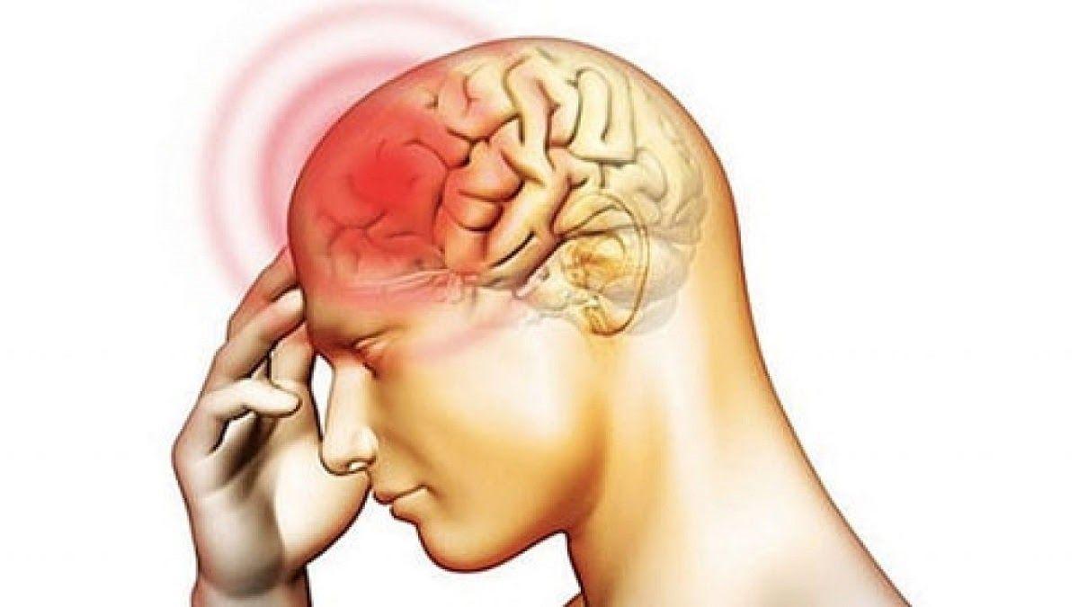 Nhức đầu, hoa mắt là một trong những triệu chứng ung thư não phổ biến