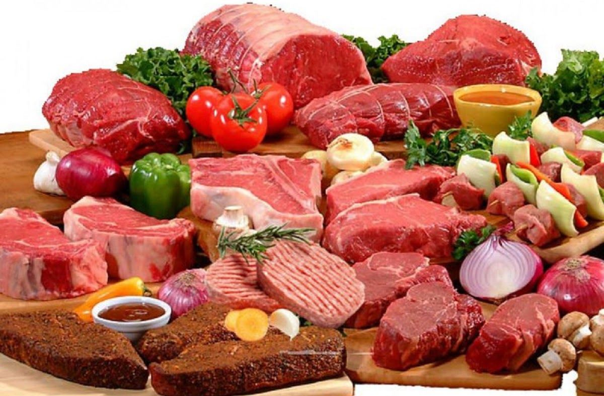 Thịt đỏ là nhóm thực phẩm đầu tiên người bệnh cần hạn chế ăn nhiều
