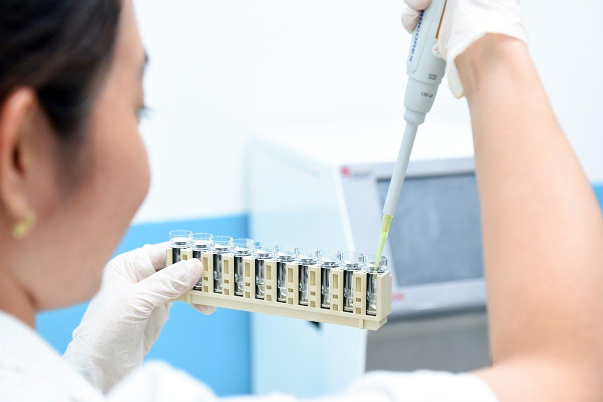 Quy trình xét nghiệm đột biến gen EGFR