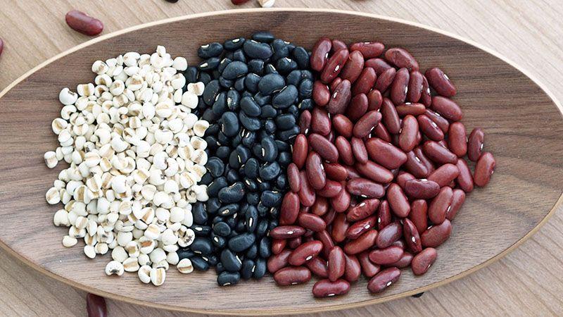 Các loại đậu đỗ chứa nhiều vitamin và hàm lượng chất xơ cao