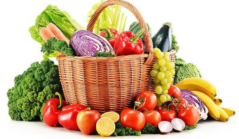 Tăng cường rau quả trong bữa ăn rất có lợi trong việc ngăn ngừa ung thư đại tràng