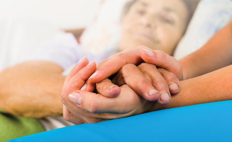 Sự động viên tinh thần rất quan trọng đối với hiệu quả điều trị