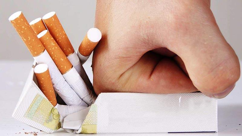Từ bỏ, không sử thuốc lá là cách thức hiệu quả nhất để phòng tránh các bệnh nguy hiểm