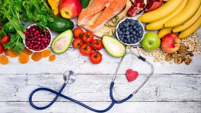 Khẩu phần ăn dinh dưỡng rất quan trọng đối với một cơ thể khỏe mạnh