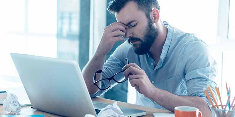 Căng thẳng, stress khiến bạn có nguy cơ mắc mỡ máu cao