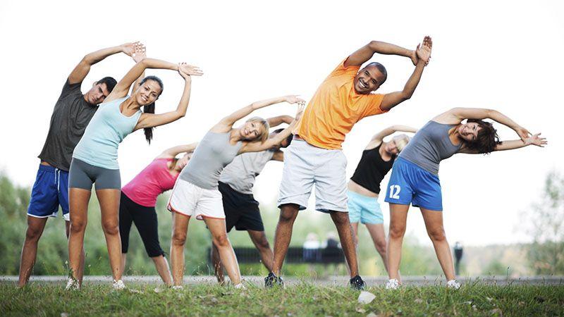 Tập thể dục thường xuyên giúp giảm mỡ máu hiệu quả