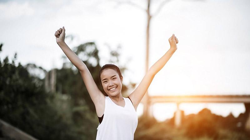 Tập luyện thể dục thể thao để nâng cao sức khỏe