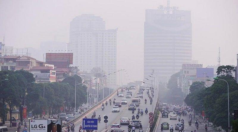 Sống trong môi trường bị ô nhiễm là nguyên nhân khiến bạn suy giảm sức đề kháng
