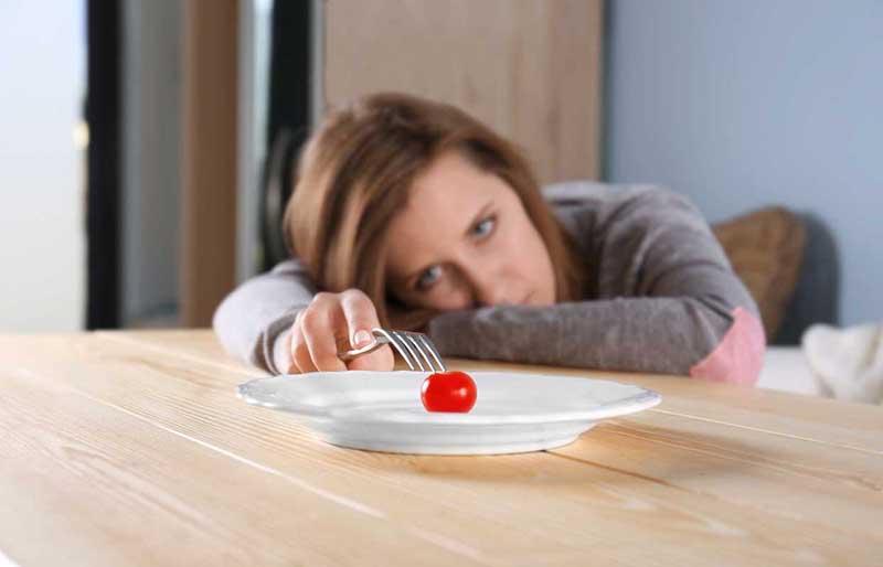 Chán ăn là một trong những dấu hiệu cảnh báo bệnh bạn nên lưu ý