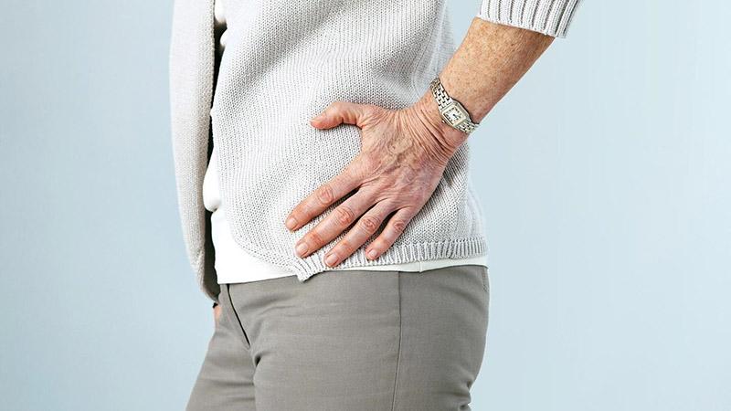 Đau vùng xương chậu có thể là một dấu hiệu