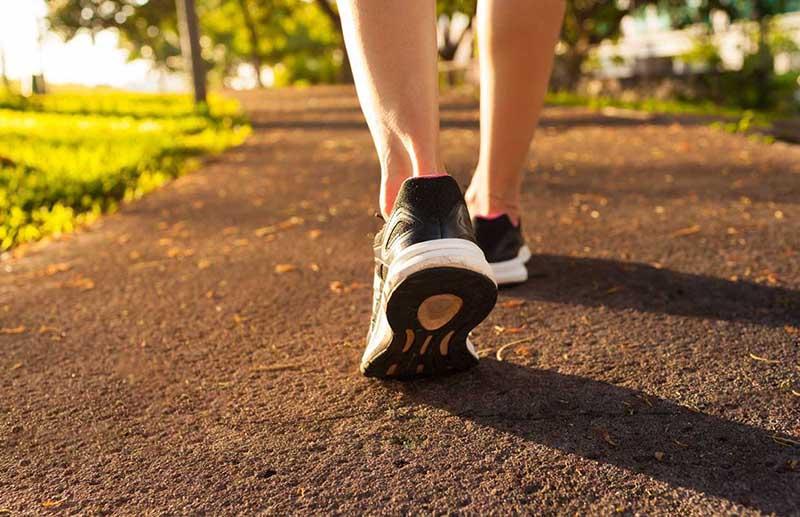 Có thể đi bộ, tập thể dục mỗi ngày giúp nâng cao sức khỏe và phòng tránh bệnh ung thư tiền liệt tuyến