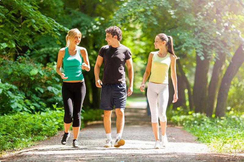 Tham gia các hoạt động thể chất giúp xương khớp được vận động linh hoạt và khỏe mạnh hơn