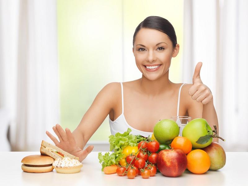 Cách để tăng sức đề kháng - Xây dựng chế độ ăn uống khoa học, lành mạnh, đầy đủ chất dinh dưỡng