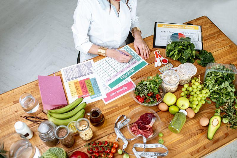 Chế độ dinh dưỡng có liên quan đến tác dụng của Fucoidan