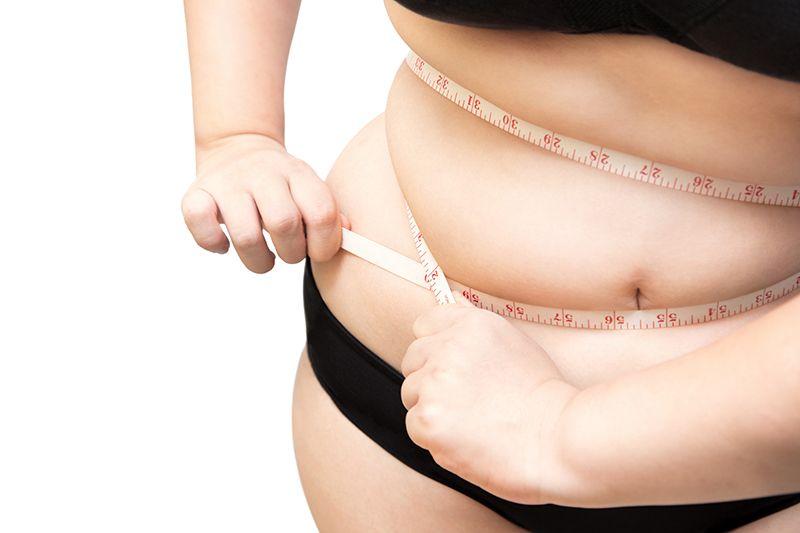 Béo phì - thừa cân là nguyên nhân chủ yếu gây ra bệnh mỡ máu