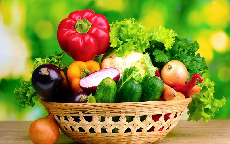 Ăn nhiều rau quả tươi có thể giúp bạn phòng chống ung thư