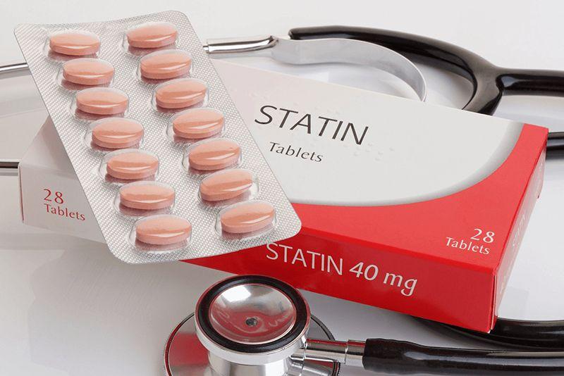 Statin là thuốc đầu tay được sử dụng để giảm mỡ trong máu