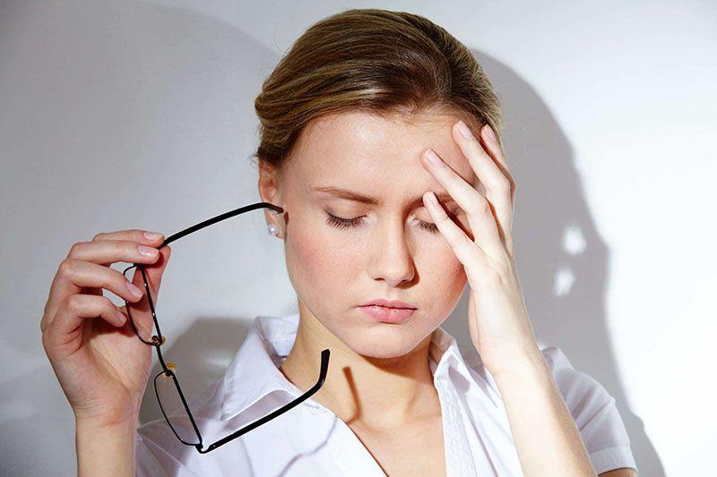 Trị xạ ngoài có thể gây ra cảm giác mệt mỏi cho bệnh nhân