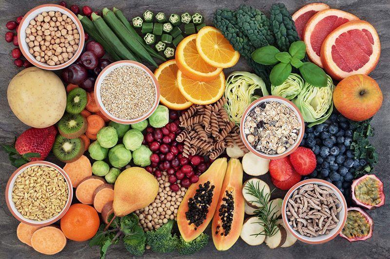 Chế độ dinh dưỡng khoa học sẽ góp phần đảm bảo sức khỏe trước, trong và sau khi điều trị ung thư