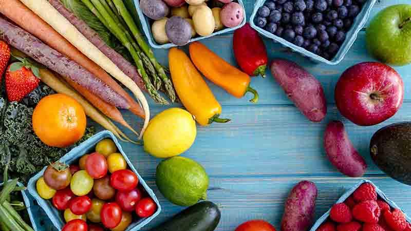 Kết hợp chế độ ăn uống hợp lý