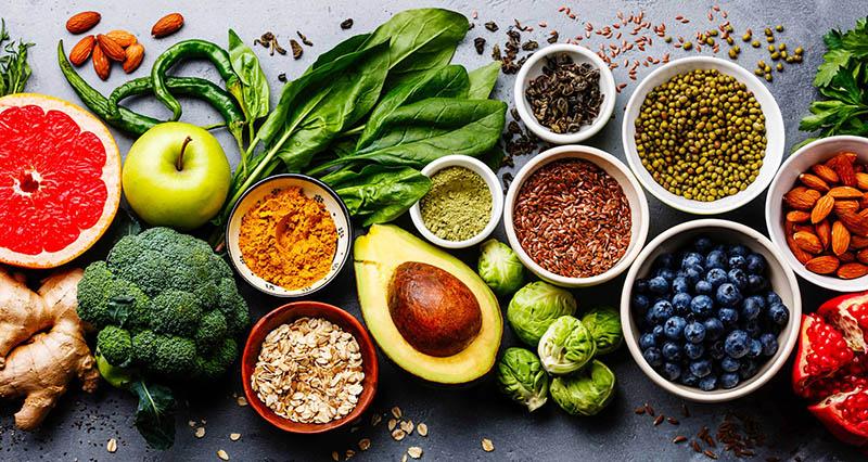 Một chế độ dinh dưỡng hợp lý, khoa học sẽ góp phần hạn chế bệnh tật