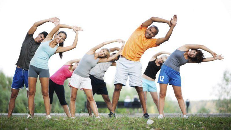 Thường xuyên tập thể dục để tăng cường sức khỏe chống lại bệnh tật