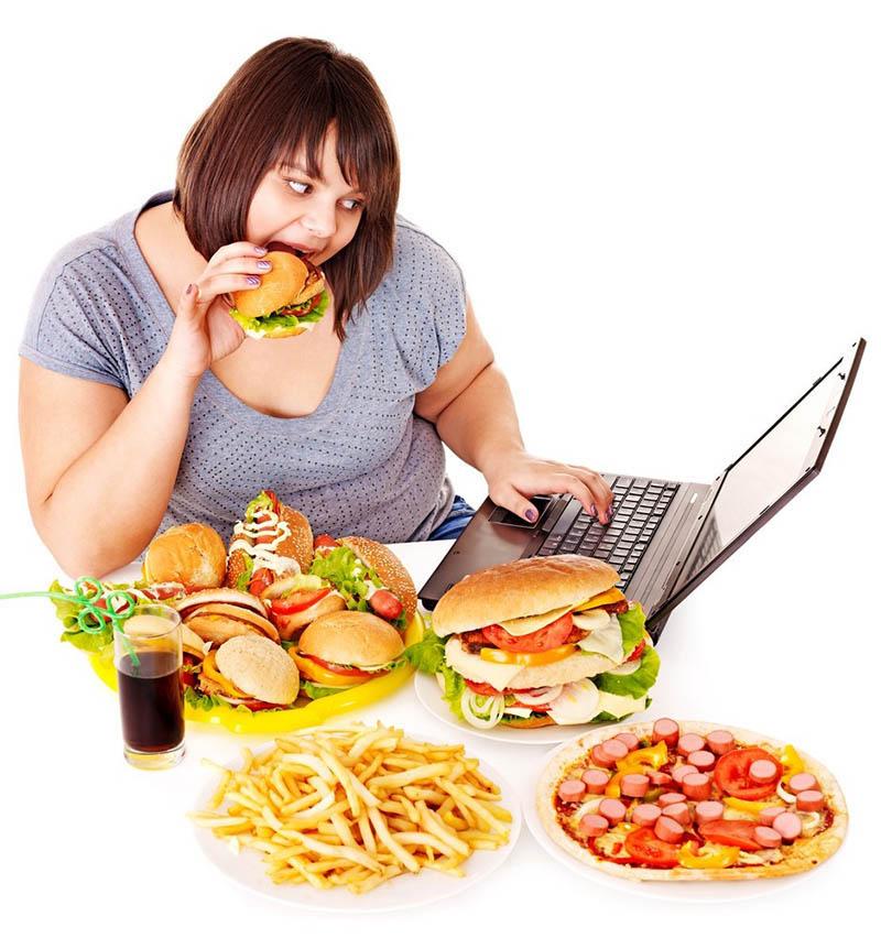 Những người béo phì có nguy cơ mắc ung thư trực tràng là rất lớn