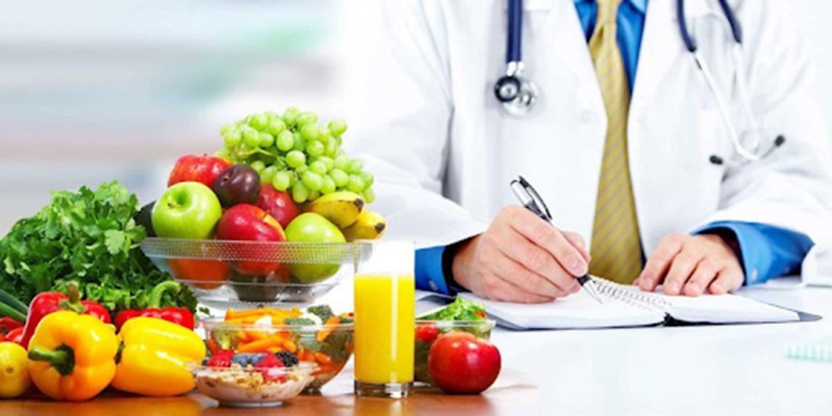 Chế độ ăn uống của người hóa trị.