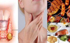 Ung thư tuyến giáp nên ăn gì và kiêng ăn gì để nhanh khỏi bệnh?