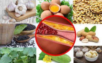 10 loại thức ăn giảm mỡ máu chuyên gia dinh dưỡng khuyên dùng